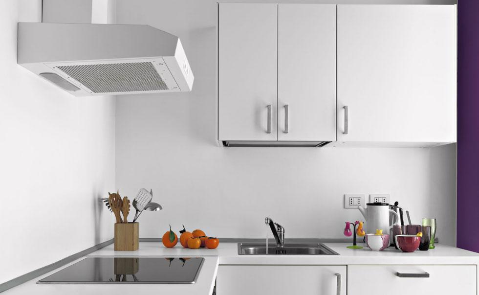 Система рециркуляционной вытяжки для кухни