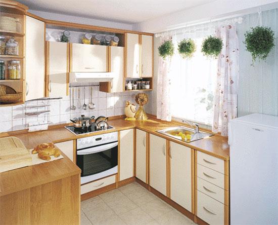 Цветовое решение для маленькой кухни: оформление, значение и свойства