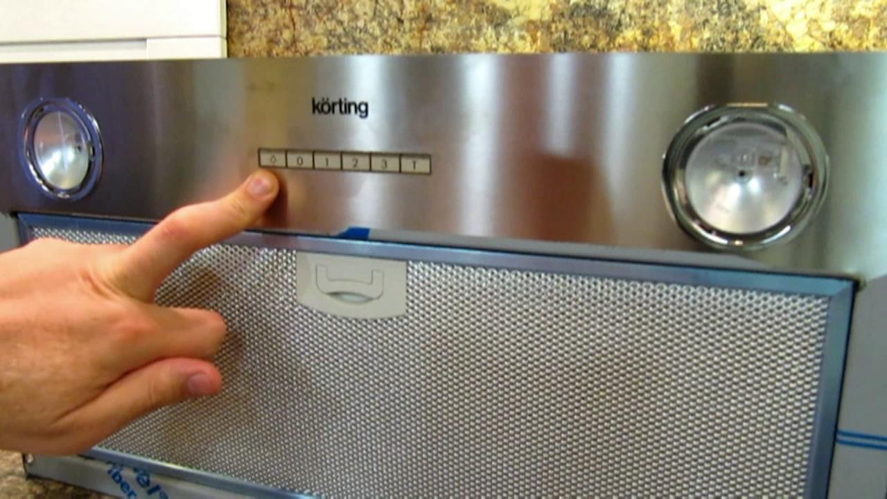 Вытяжка Korting KHI 6751 X