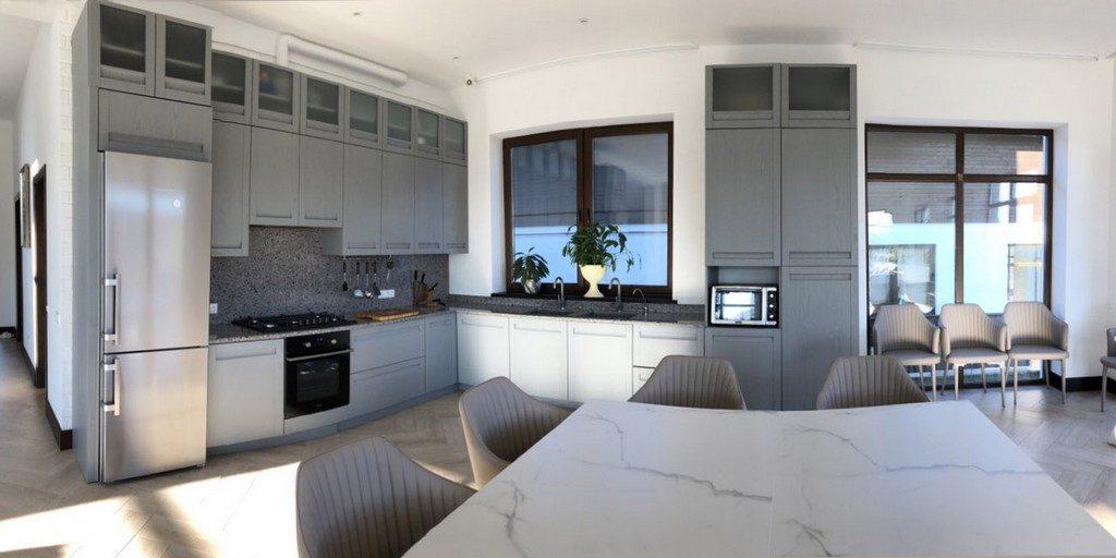 """""""Лимба"""" в просторной кухне-гостиной"""
