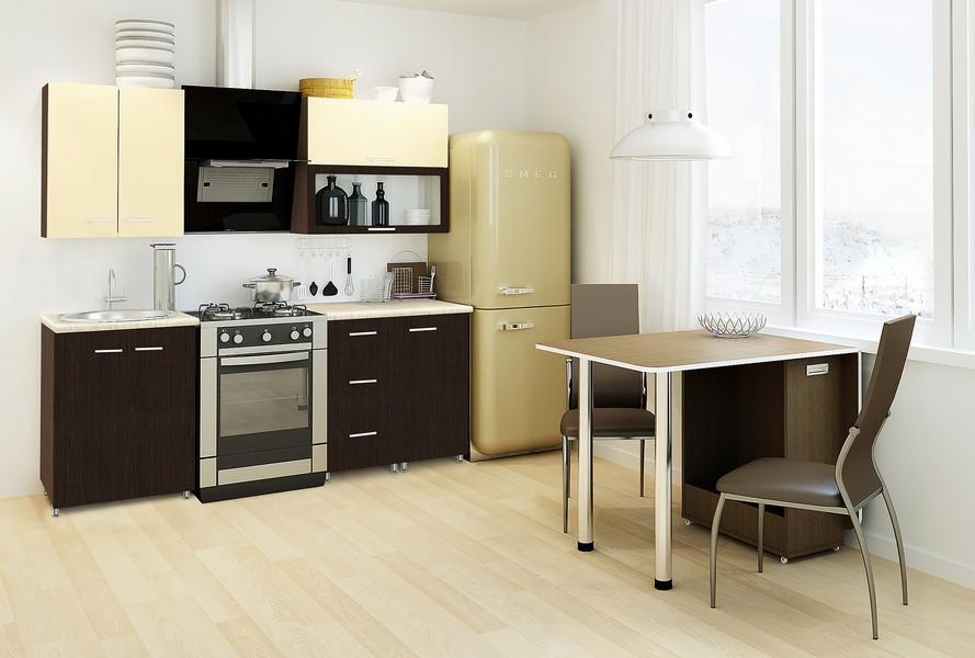 Бэлла-5 для кухни в ретро стиле