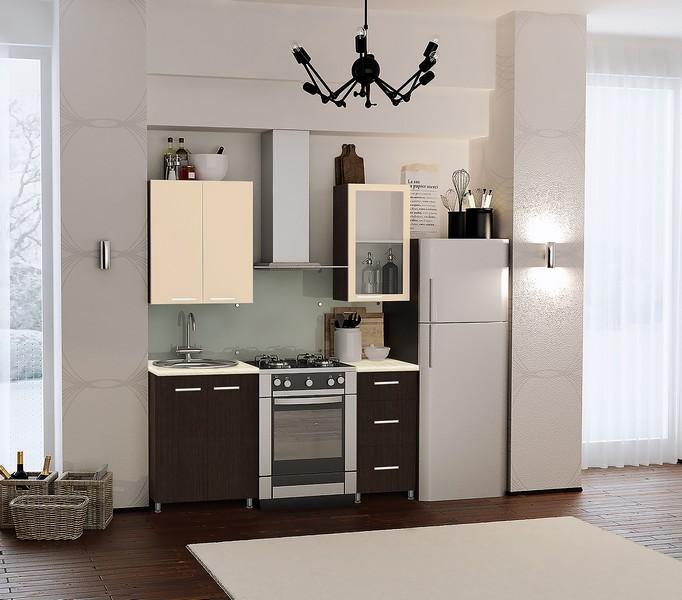 Бэлла-7 в кухне-гостиной