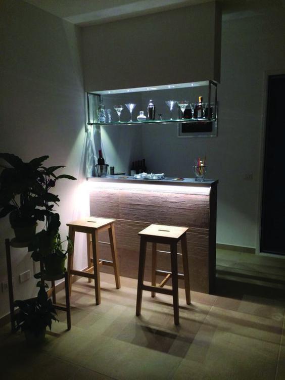 Мини-бар на БС